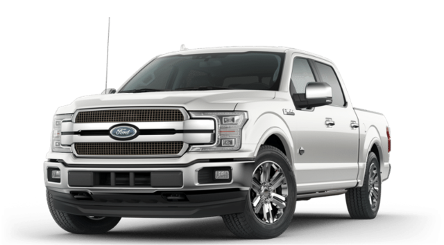 2020 Ford F-150 4X4 Supercrew Truck